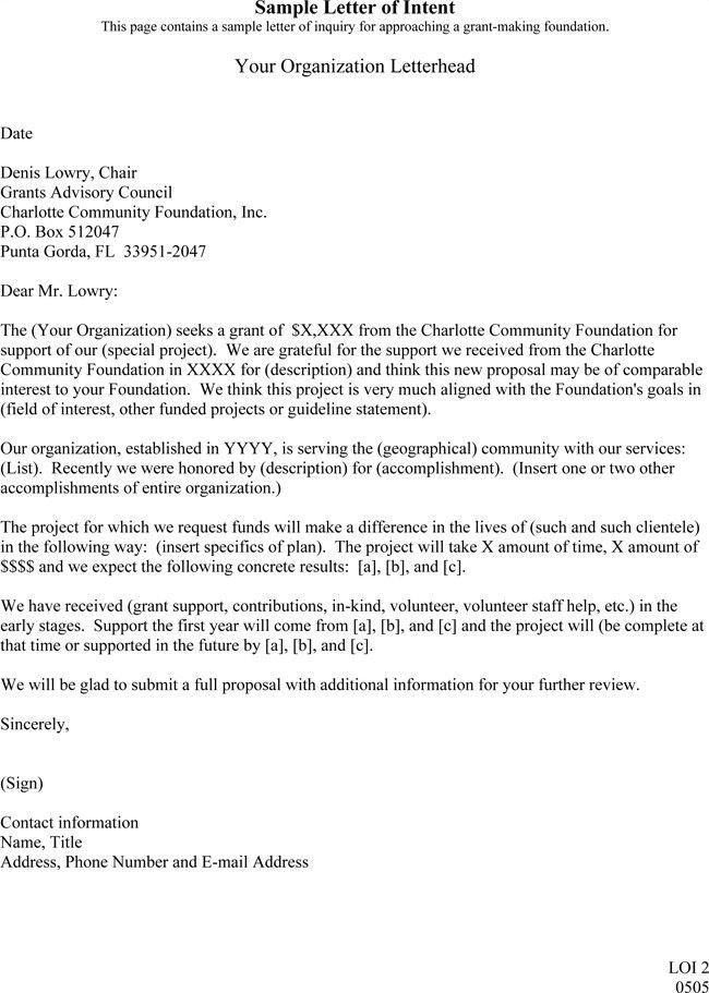 Letter Intent For Medical School Best Letter Intent