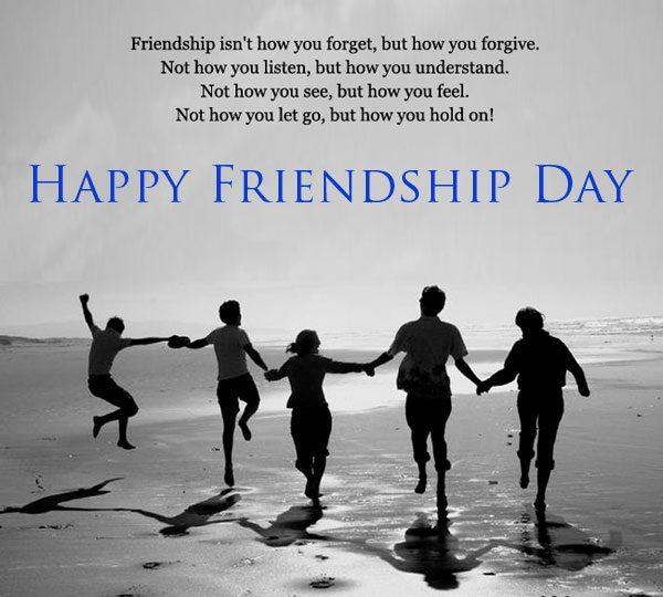 Happy National Friendship Day