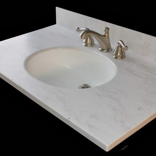 Corian Vanity Countertops : Best images about bathroom vanities on pinterest