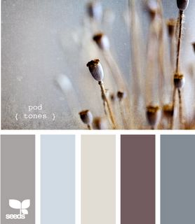 neutral blues & greys