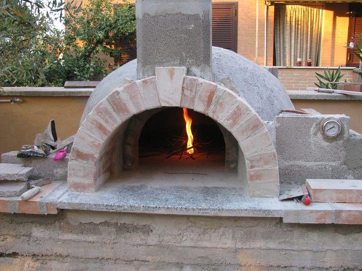 Oltre 25 fantastiche idee su forno a legna su pinterest for Camino all aperto progetta i piani