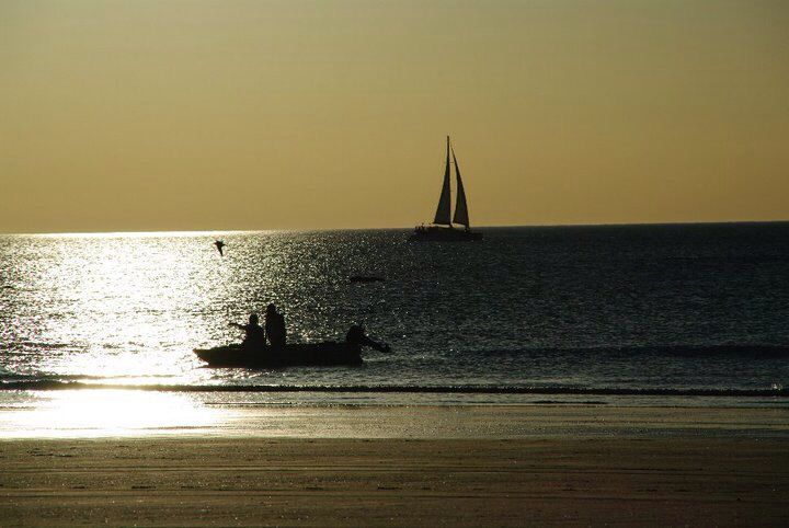 Cable Beach Sunset Broome WA