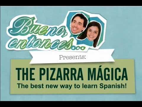 Music to help you Learn Spanish - *****Me Voy (Julieta Venegas) -- they have 63 videos with lyrics + translations and verb notes