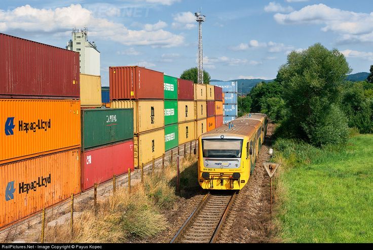 RailPictures.Net Photo: CD331 Ceske Drahy Pars at Zlín, Czech Republic by Payus Kopec