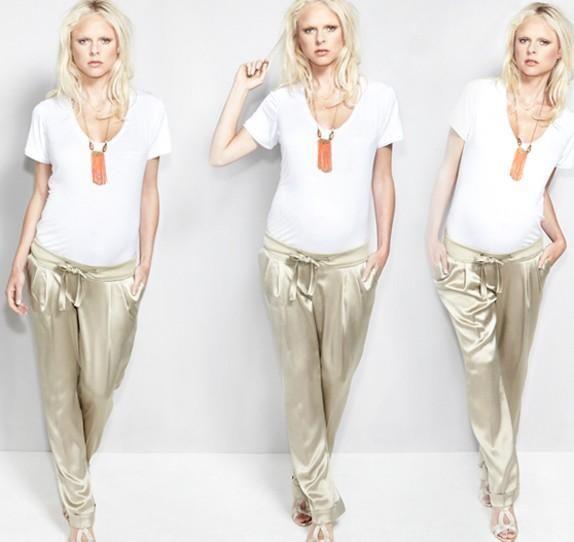 moda ciążowa 2012