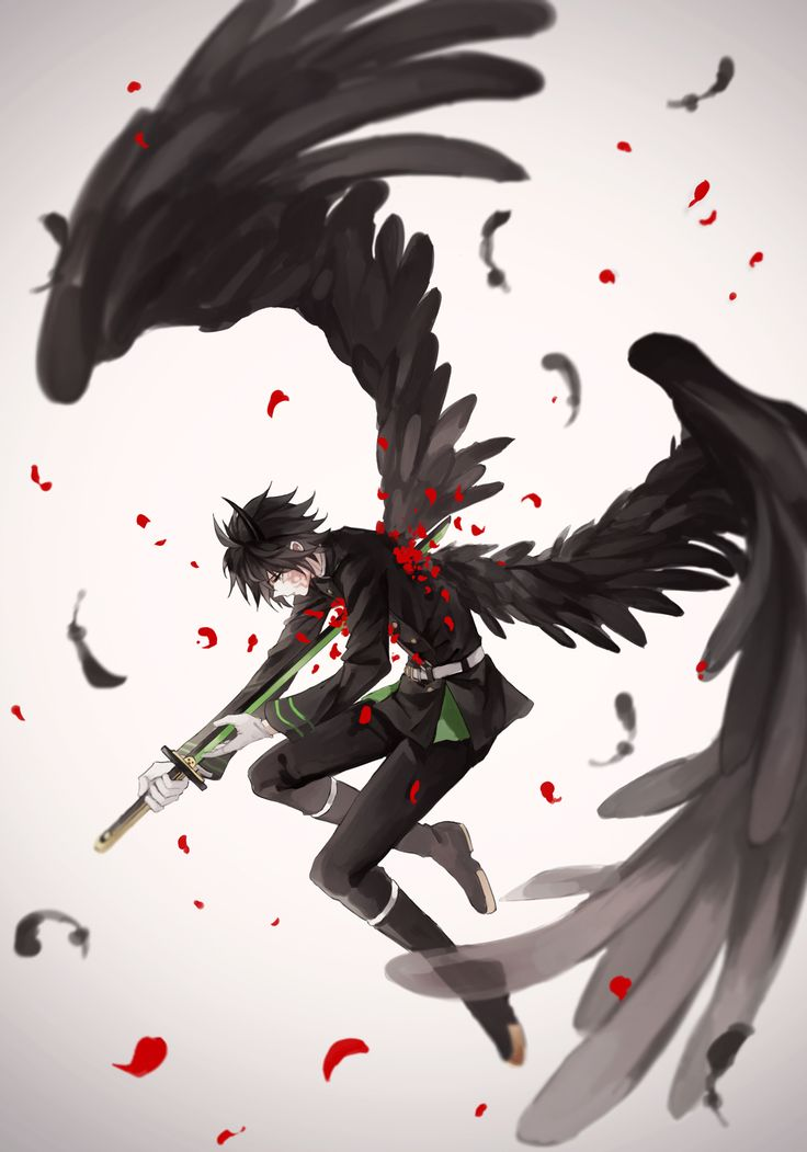 Angel of darkness. The world in your hands. You can fight and try to stand ~luna