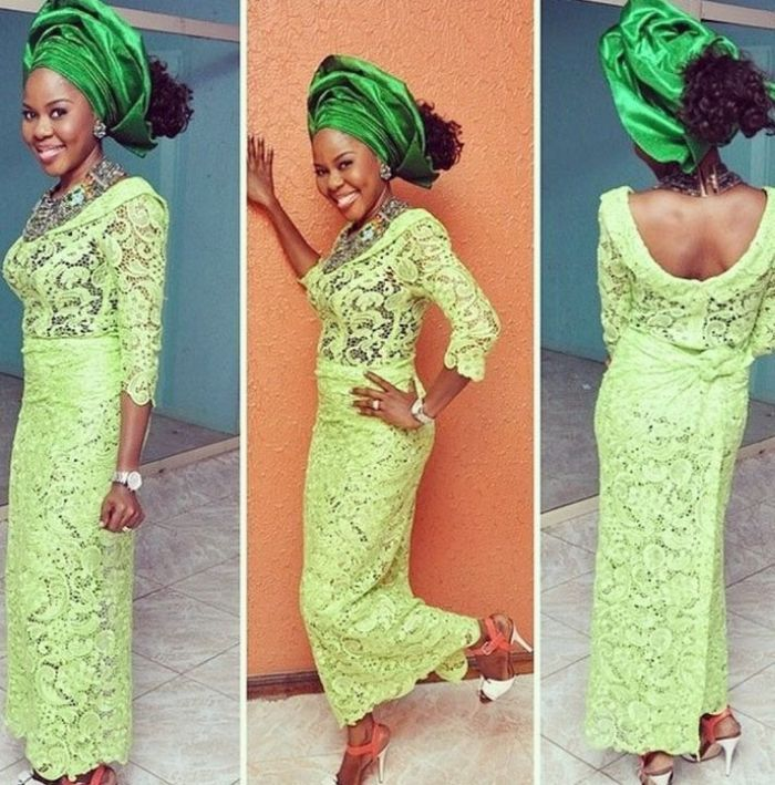 17 Best ideas about Nigerian Lace Styles on Pinterest | African ...