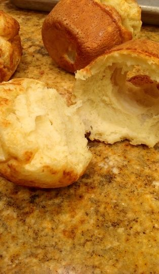 How to Bake Popovers Using a Combi Oven