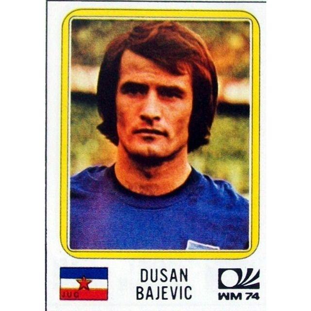Dusan #Bajevic #Jugoslavia 1974