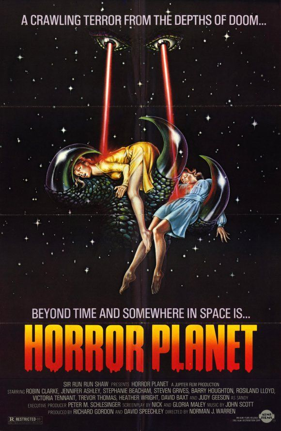 Horror Planet - Follow the podcast https://www.facebook.com/ScreenWolf and https://twitter.com/screen_wolf