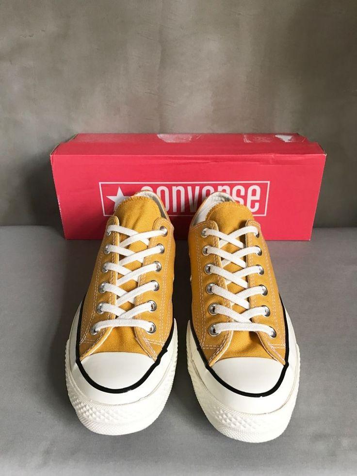 Converse 70s 3 Stars First String Men Chuck Taylor Supreme Retro Sneaker US 6  #Converse #ChuckTaylor