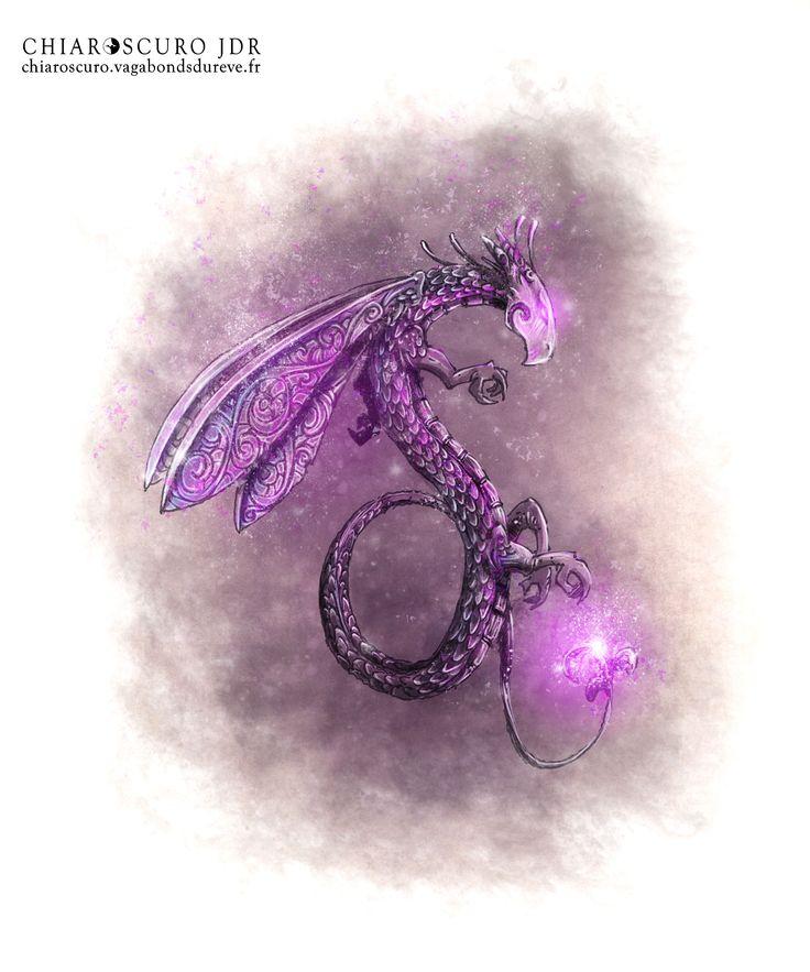 Dragon-luciole