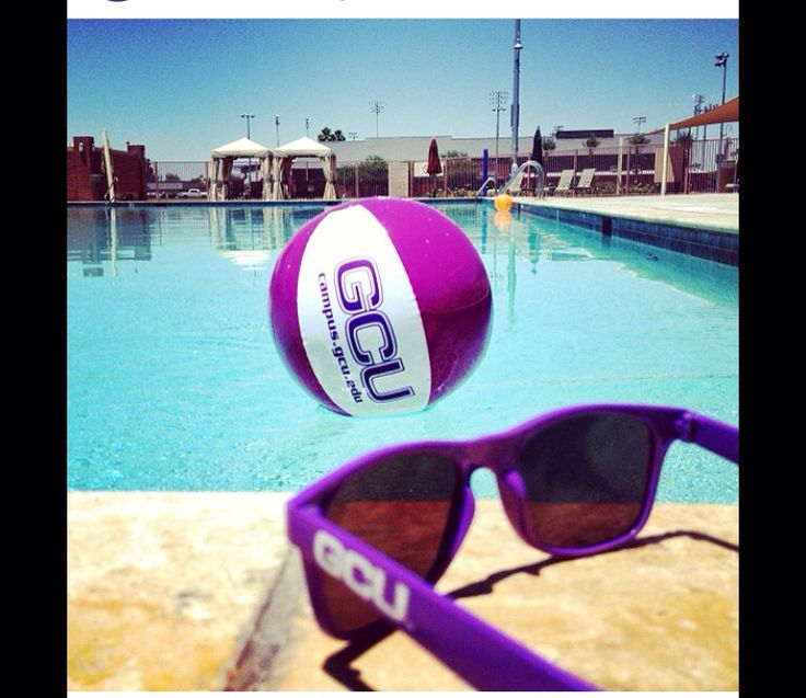 Grand Canyon University pool