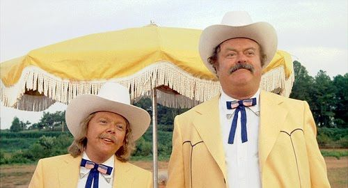 Big & Little Enos Burdette (Pat McCormack and Paul Williams,Smokey & the Bandit)