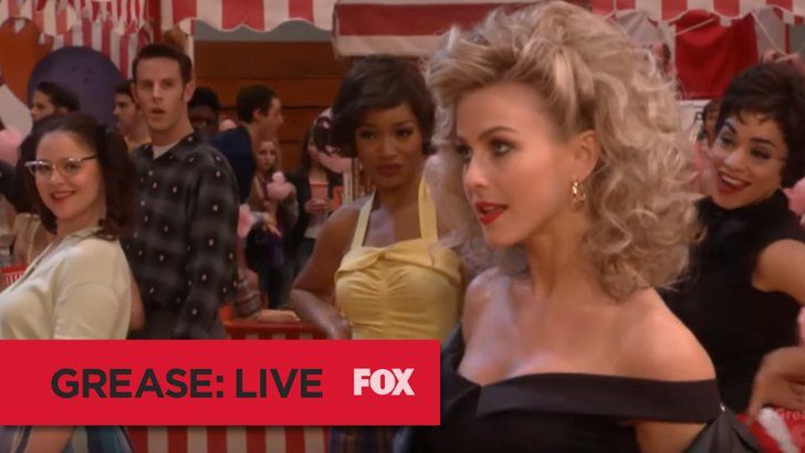 "Pin for Later: Watch Every Showstopping Number From Grease: Live! ""You're the One That I Want"""