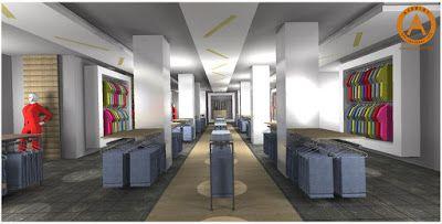 alexiou-architects: ΜΕΛΕΤΗ ΑΝΑΚΑΙΝΙΣΗΣ ΚΑΤΑΣΤΗΜΑΤΟΣ ΡΟΥΧΩΝ (1 ΑΠΟ 3)
