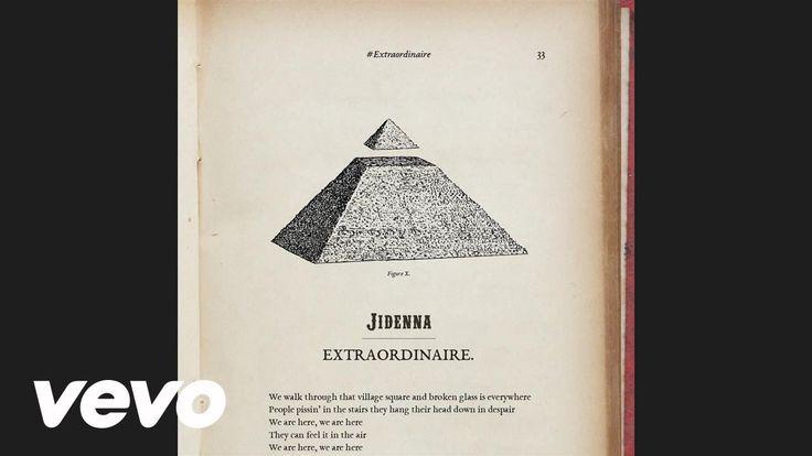 Jidenna - Extraordinaire (Audio)