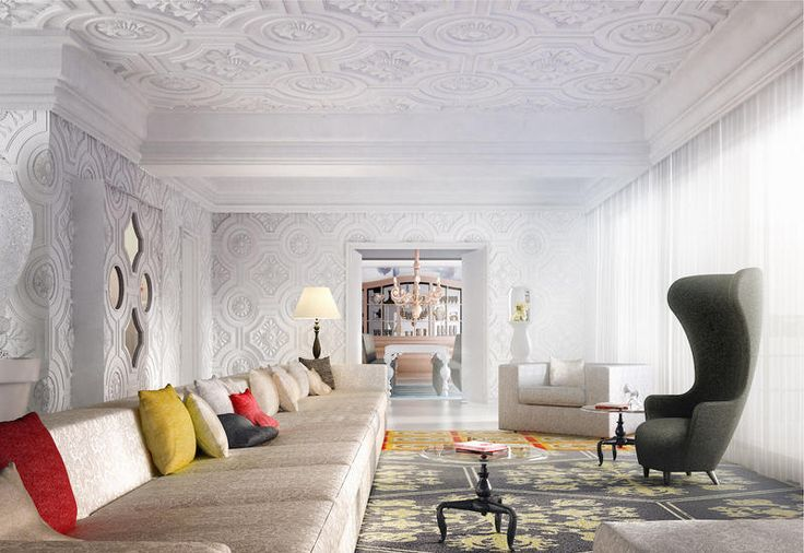 Una selezione di case classiche rivisitate con gusto e sensibilità contemporanea da progettisti raffinati capaci di mixare il nuovo con l'antico #InteriorDecoration #Luxury #design
