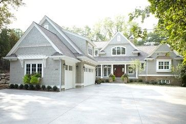 Summer Lake House - Farmhouse - Exterior - Burlington - Smith & Vansant Architects PC