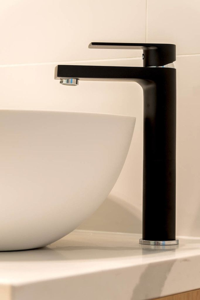 Our partner SRPG project Surf Street featuring ABI Interiors tapware.  Magnus Tapware