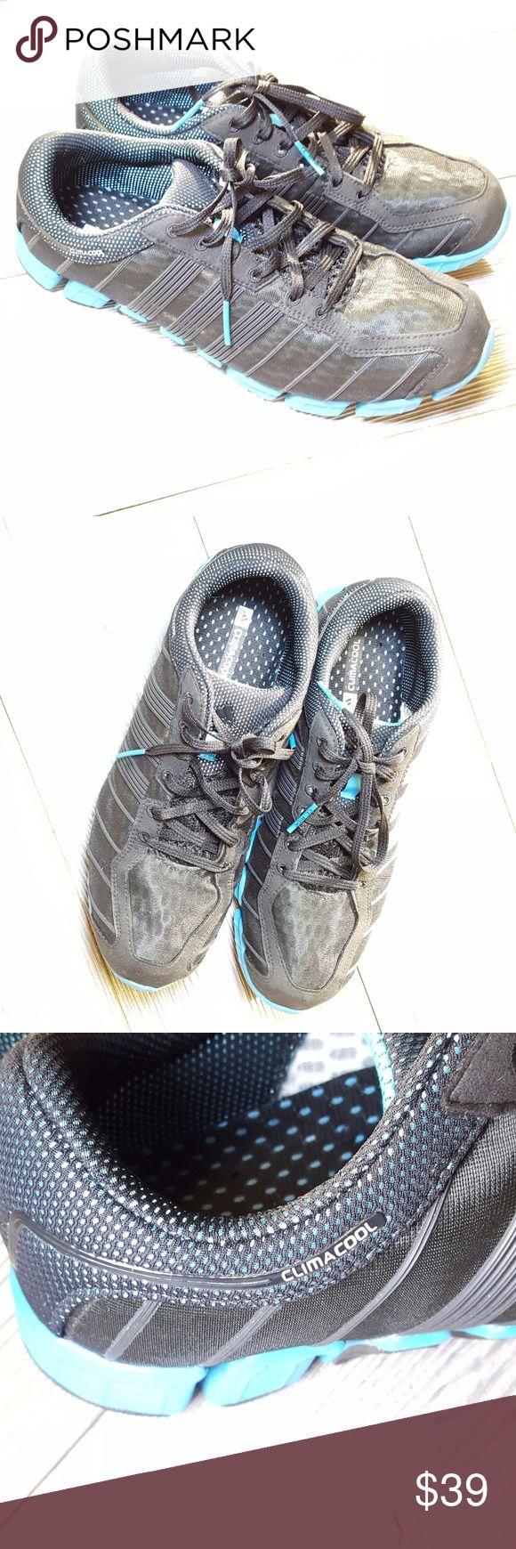 adidas climacool modulation black blue running 10 adidas climacool modulation black blue running shoes mesh cc ride us 10 g51911 cute black and blue m