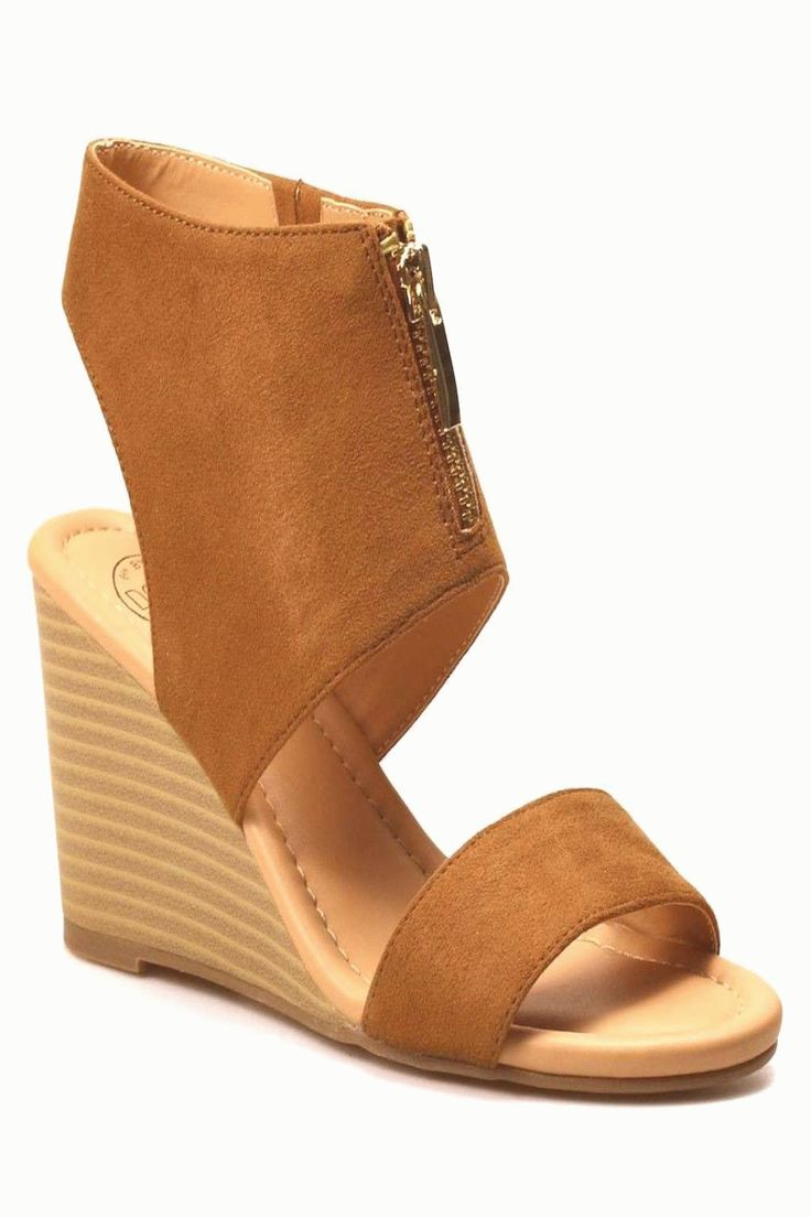 Dolce By Mojo Moxy Alessia Womens Wedges Size 65 Brown, 2020
