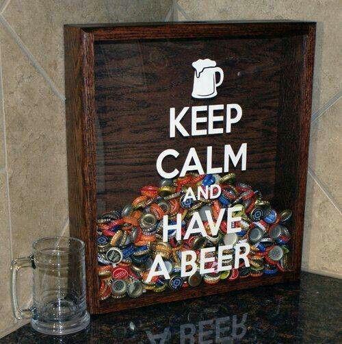 For Jon's beer shelf