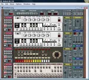 "Rebirth RB-338 from ""Drum Machines"" - a list of most of the drum machines I have used and where you can download them from. This one is FREE!"