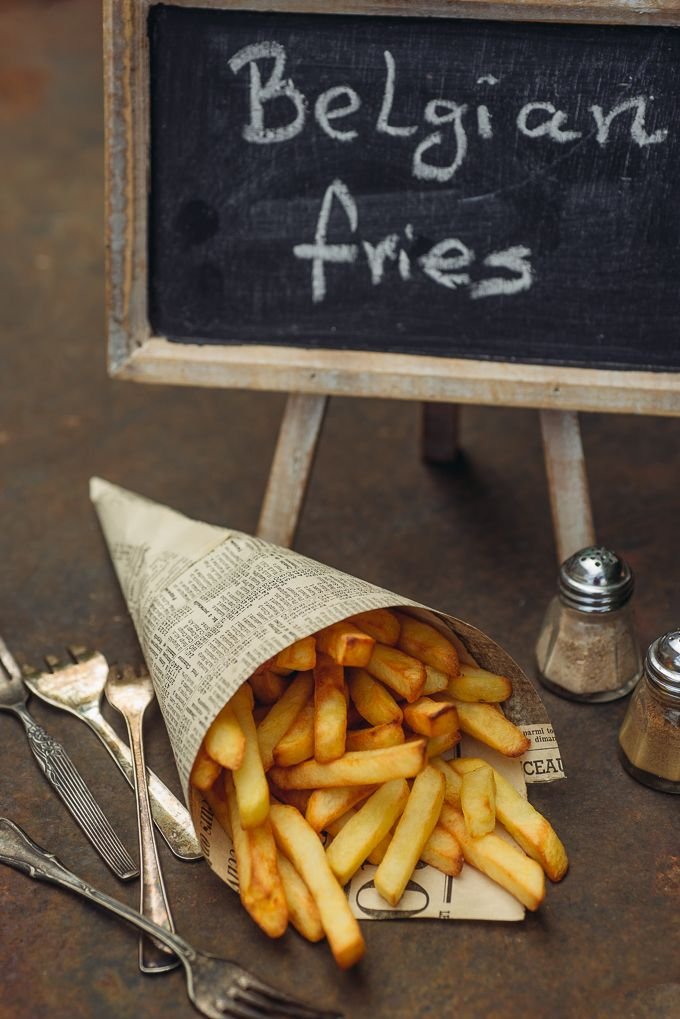 Philips Airfryer Belgian fries