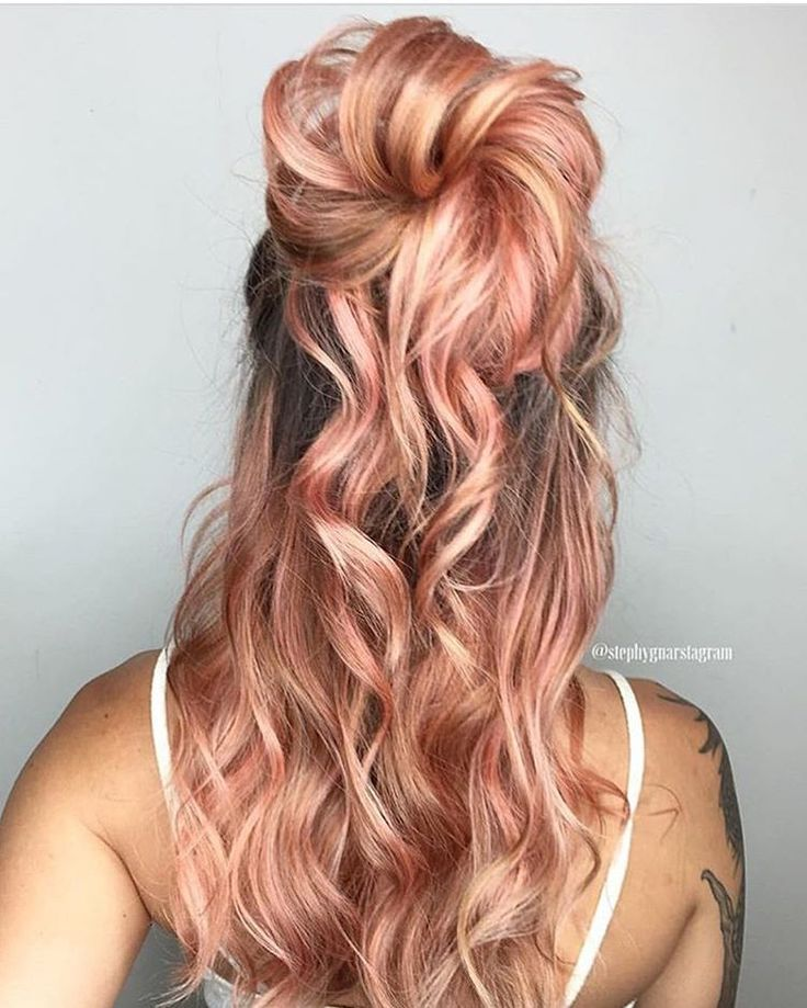 peach ombre hair color wwwpixsharkcom images