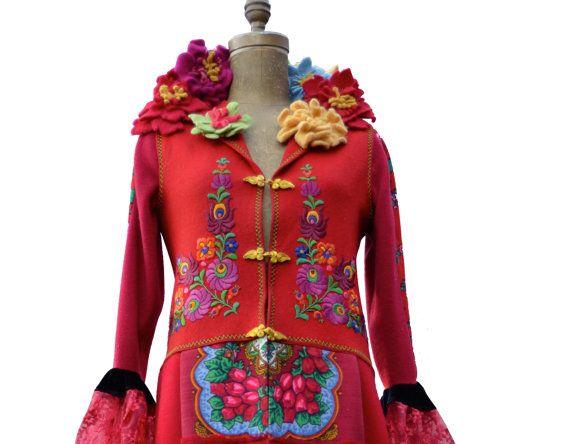 MANTEAU personnalisé pour manteau de Fantasy Ann. par amberstudios