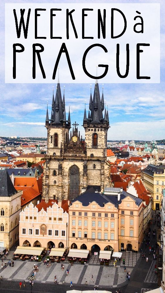 Un superbe weekend dans l'une des villes les plus romantiques d'Europe!
