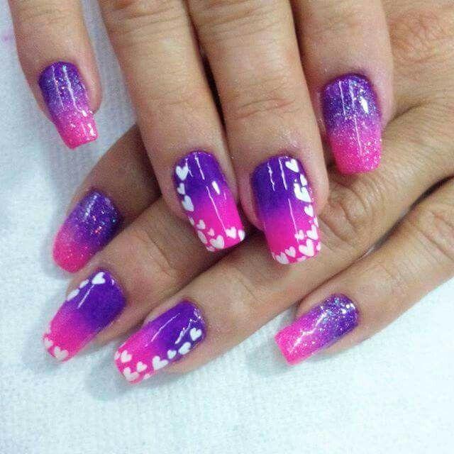 Mejores 149 imágenes de Fabulous nails! en Pinterest | Arte de uñas ...