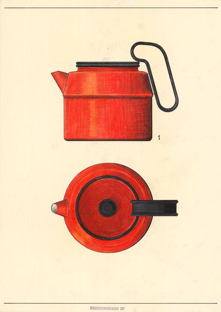 ED-Design Oy: Kahvipannu / coffee pot