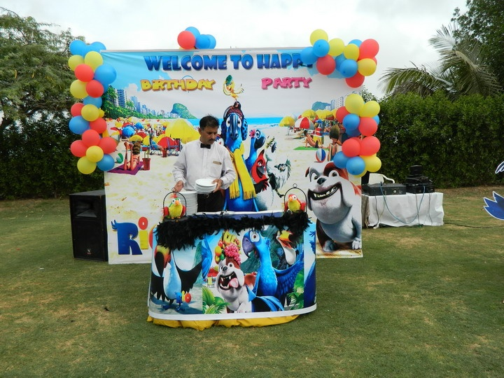 Arty Party Birthday Party Organizers In Defence Karachi