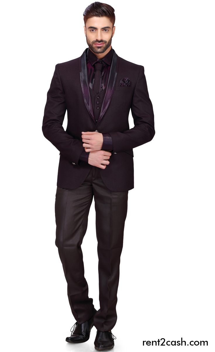 A suit adds a charm to the personality of men's & gives them a reason to show their presence among others. Rent a suit from Rent2cash & dress in a stylish manner for different occasions.