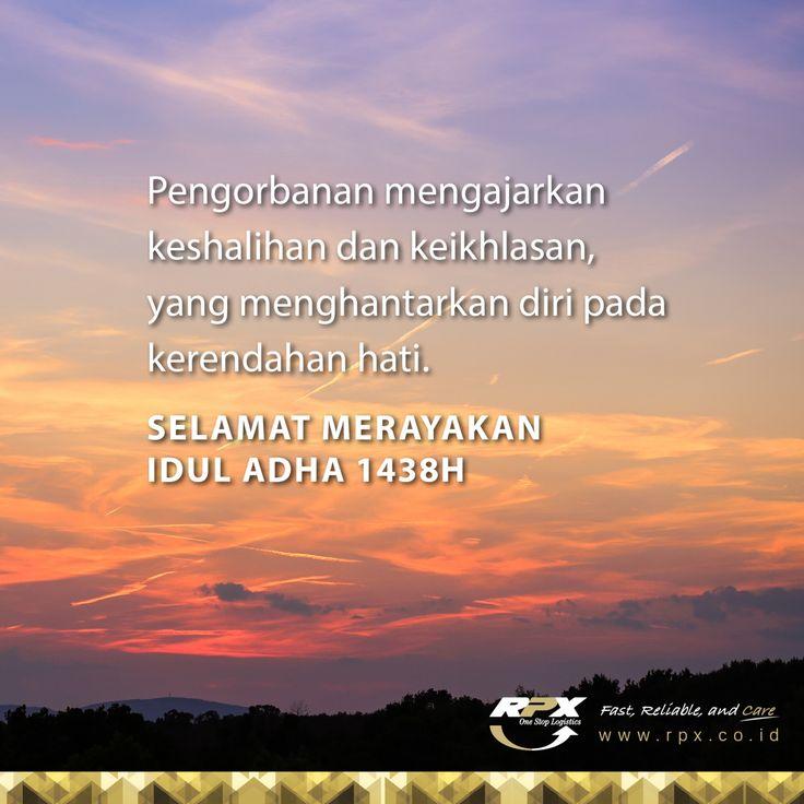 Selamat Merayakan Idul Adha 1438H
