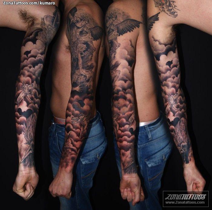 Tatuaje Ángeles