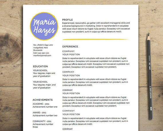9 best sweet resumes images on Pinterest Cover letter template - resume customization reasons
