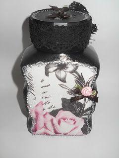 Dan@rt Handmade: Rose romantiqe
