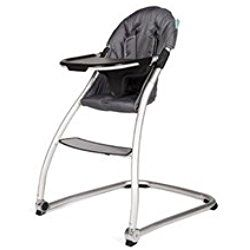 BabyHome Taste Highchair - Dark Grey