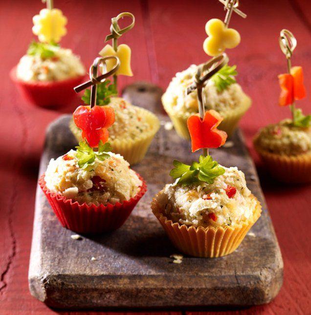 Chips Muffins Rezept Rezepte Snack Ideen Und Fingerfood Rezepte