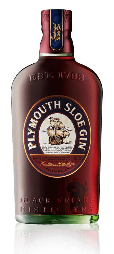Plymouth Sloe Gin based on a classic 1883 recipe | Plymouth Gin
