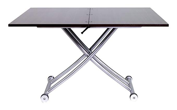 Corner Housewares Modern Multi Purpose Dining Room Wheeled Transforming Adjustable Expandin Convertible Coffee Table Restaurant Furniture For Sale Dining Table