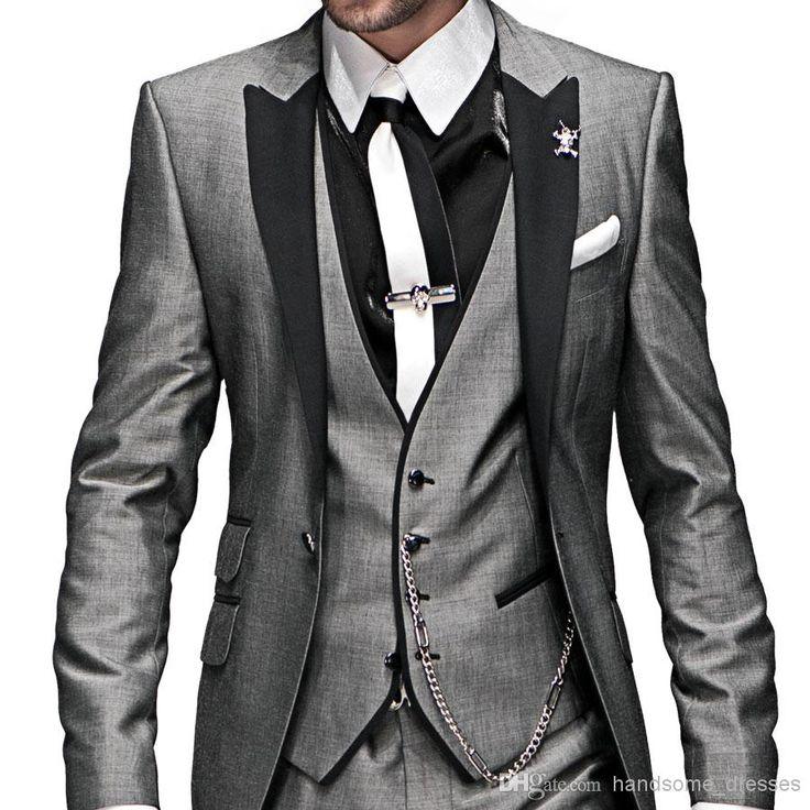 12 best Suits images on Pinterest   Suit vest, Blazer jacket and ...