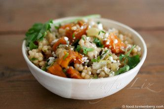 Cafe Liz, Kosher vegetarian recipes from Tel Aviv