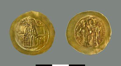 Hyperpyron of Andronikos I Komnenos (1183-1185)