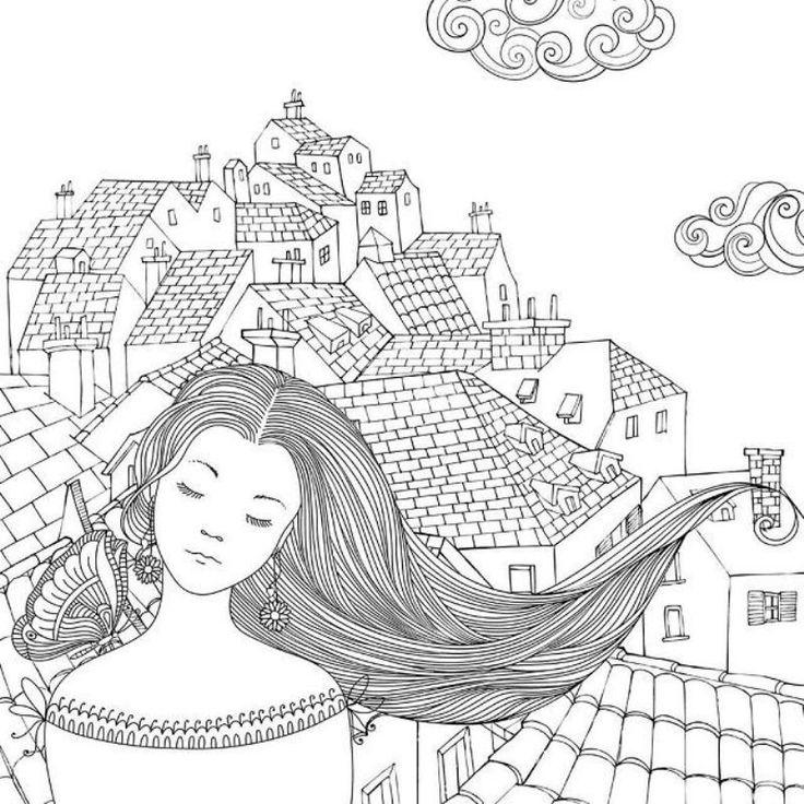 The Fantastic Dreamland Colouring Book