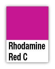 Pantone Rhodamine Red C