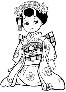Artes+da+Nique:+Riscos+de+pintura+-+japonesa   --- simple Oriental drawings  on site.